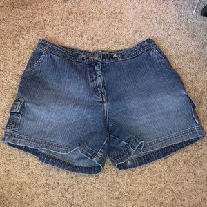 Faded glory Jean / denim shorts